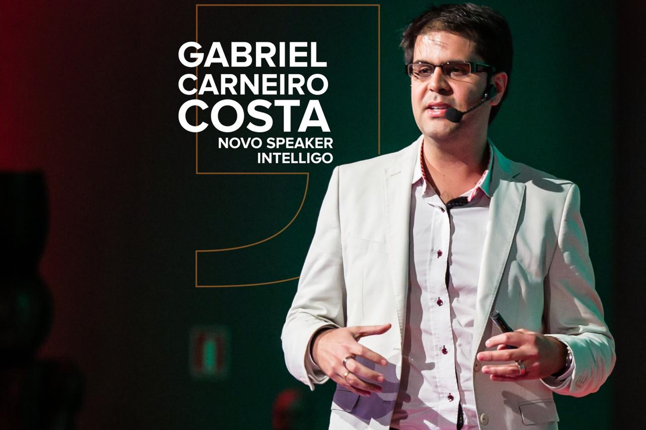 Gabriel Carneiro Costa Entra Para O Time Intelligo